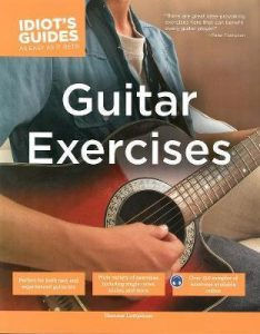 Complete Idiot's Guide (CIG) To Guitar Exercises Review