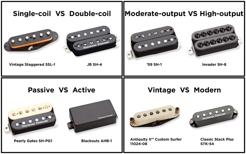guitar-pickup-types