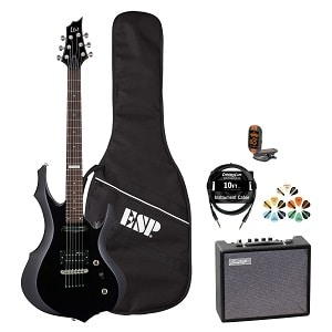 ESP F JB-F10KIT-BLK-KIT-5 Electric Guitar